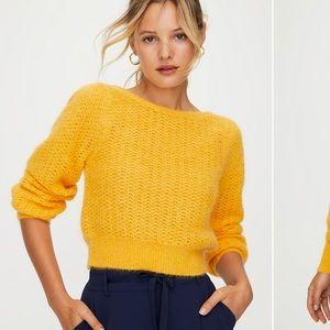 Aritzia Wilfred Katarina Sweater